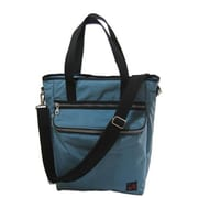 Ice Red Sirocco Urban Laptop Briefcase; Blue Jean