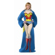 Northwest Co. Entertainment DC Being Wonder Woman Comfy Fleece Throw
