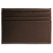 Jack Georges Prestige Weekender Wallet; Black