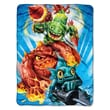 Northwest Co. Skylanders Giants Micro Raschel Polyester Throw