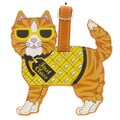 Little Gifts Cat Luggage Tag