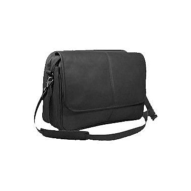 David King Messenger Bag; Black