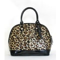 Hello Kitty Leopard Embossed Tote Bag