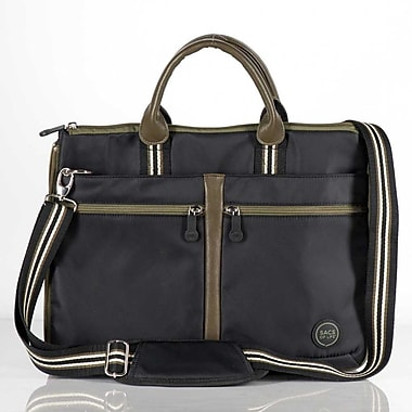 Sacs of Life Messenger Bag; Black