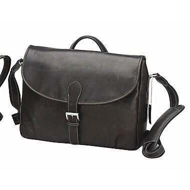 Bellino Messenger Bag; Black