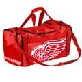 Forever Collectibles NHL 11'' Travel Duffel; Detroit Redwings