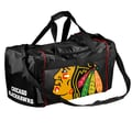 Forever Collectibles NHL 11'' Travel Duffel; Chicago Blackhawks
