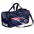 Forever Collectibles NFL 11'' Travel Duffel; New England Patriots