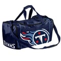 Forever Collectibles NFL 11'' Travel Duffel; Tennessee Titans