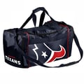 Forever Collectibles NFL 11'' Travel Duffel; Houston Texans