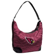 Little Earth NFL Quilted Hobo Bag; Arizona Cardinals