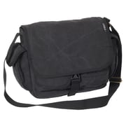 Everest Messenger Bag; Black