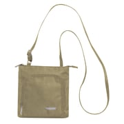 Travelon RFID Blocking Slim Shoulder Bag; Khaki