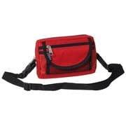 Everest 8'' Wide Compact Utility Pouch Shoulder Bag; Red