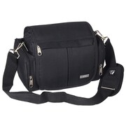 Everest 8.5'' Camera Bag in Black