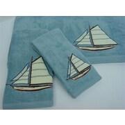 Sherry Kline Fair Harbor Decorative 3 Piece Towel Set