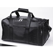 Bellino Bellino 19'' Leather Weekenderl Duffel