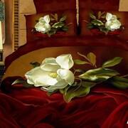 Dolce Mela Dolce Mela Amore 6 Piece King Duvet Cover Set