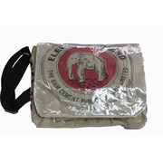 Foreign Affairs Home Decor Celefant Messenger Bag