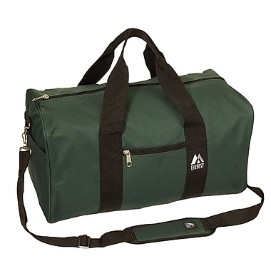 Everest 19'' Basic Travel Duffel; Green