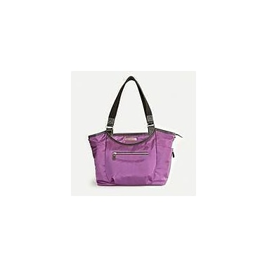 Clark & Mayfield Bellevue Laptop Tote Bag; Purple