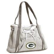 Little Earth NFL Hoodie Tote Bag; Green Bay Packers