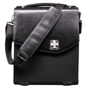 Aaron Irvin Textured Nylon Business Cases Messenger Bag