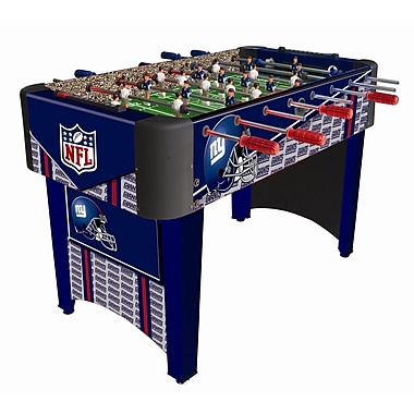 Imperial NFL Team Foosball Table; New York Giants