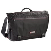 ECBC Trident Messenger Bag; Black