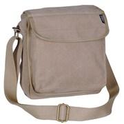 Everest Messenger Bag; Khaki