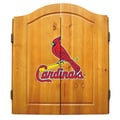 Imperial MLB Dart Cabinet; St. Louis Cardinals