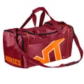 Forever Collectibles NCAA 11'' Travel Duffel; Virginia Tech University Hokies