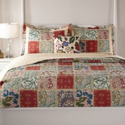 American Mills Melange Quilt Set; Full / Queen