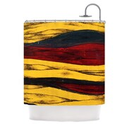KESS InHouse Sheets Shower Curtain