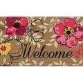 BuyMATS Naturelles Floral Paradise Doormat