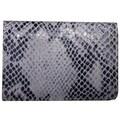 Leatherbay Italian Leather Flip Top Wallet