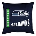 Sports Coverage NFL Toss Pillow; Seattle Seahawks
