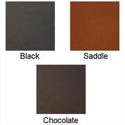 Piel Envelope Padfolio; Chocolate