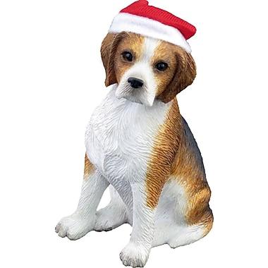 Sandicast Beagle Christmas Ornament