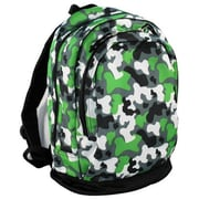 Wildkin Camo Green Sidekick Backpack