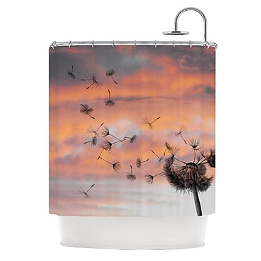 KESS InHouse Dandy Shower Curtain
