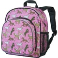 Wildkin Horses in Pink Pack'n Snack Backpack