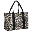 Sydney Love Cats and Dogs Nylon Rip stop Big Tote Bag