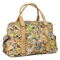 Sydney Love Botanical 17'' Overnight Travel Duffel