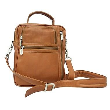 Piel Adventurer Radio/Video/Camera Bag; Saddle