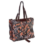 Sydney Love Going Places Large Tote; Orange