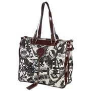 Sydney Love Going Places Large Tote; Stone