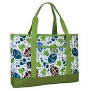 Wildkin Ashley Lily Frogs Tote Bag