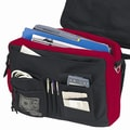 Preferred Nation Messenger Bag; Red