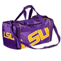 Forever Collectibles NCAA 11'' Travel Duffel; Louisiana State University Tigers - LSU